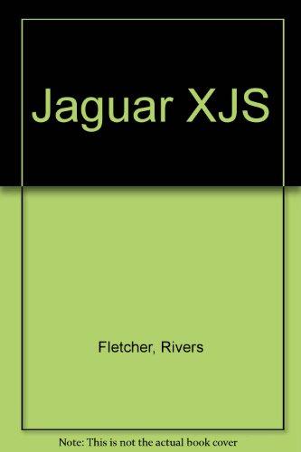 9780946313501: Jaguar XJS