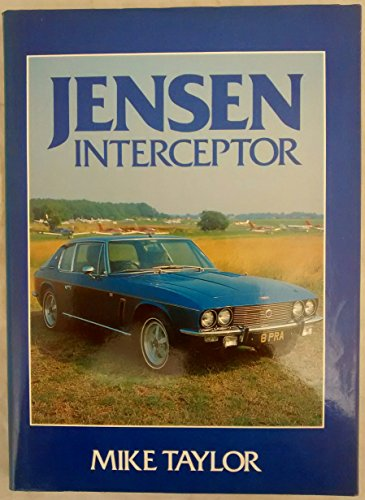 9780946313600: Jensen Interceptor