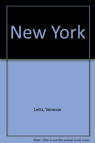 New York (Cadogan guides): Letts, Vanessa