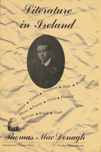 Literature in Ireland: MacDonagh, Thomas