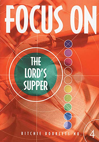 9780946351589: Focus on The Lords Supper booklet