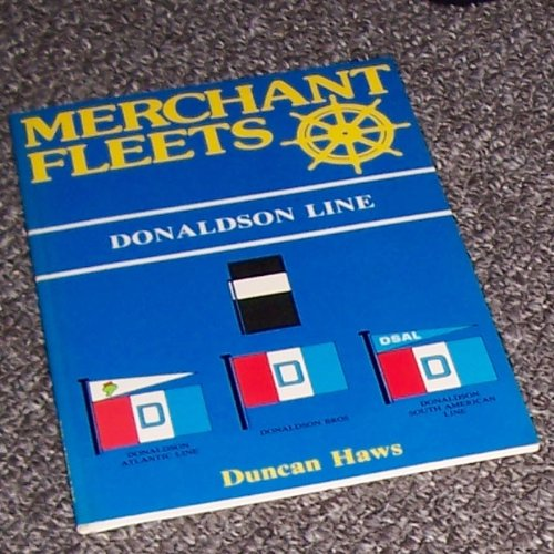 Merchant Fleets: Donaldson Line No. 13: Haws, Duncan