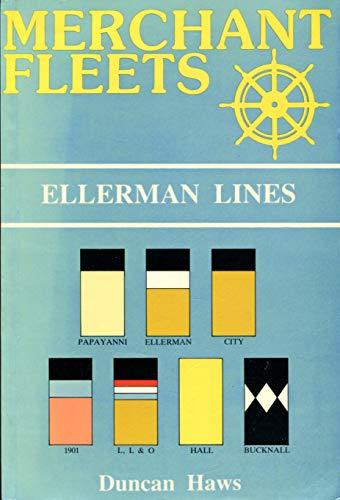 9780946378135: Merchant Fleets: Ellerman Lines No. 16