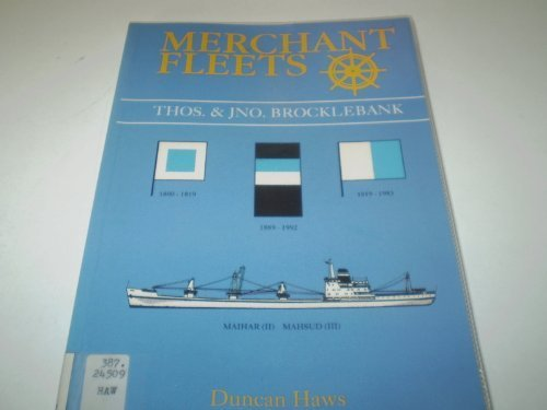 Merchant Fleets: Britain's Railway Steamers Western and Southern Companies and French and Stena N...