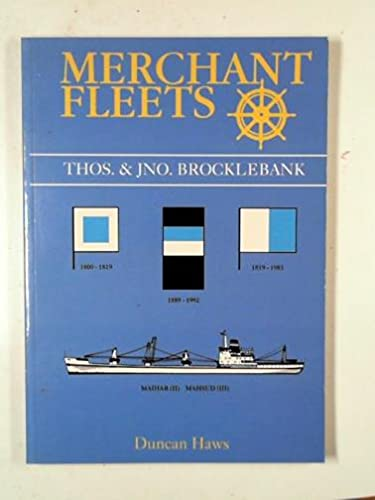 9780946378296: Merchant Fleets: Thos.& Jno.Brocklebank No. 27