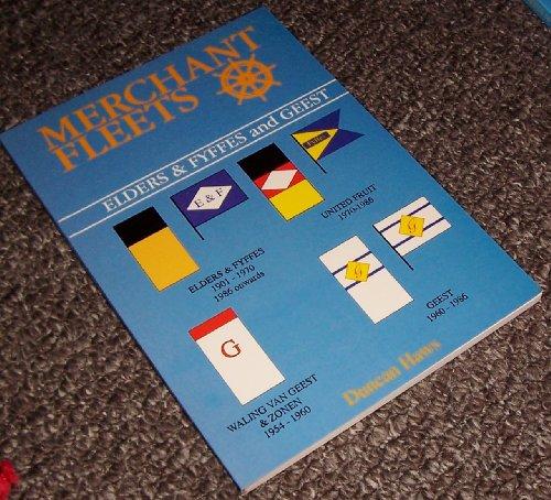 9780946378319: Merchant Fleets: Elders and Fyffes No. 31