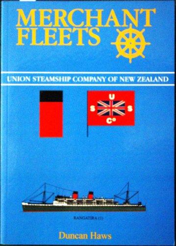 Merchant Fleets: Union Steamship Company of New: Haws, Duncan