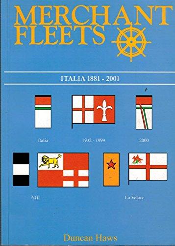 9780946378432: Merchant Fleets: Italia 1881-2001