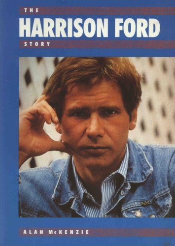 9780946391349: The Harrison Ford Story