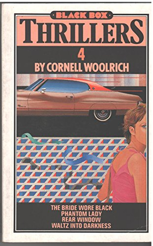 9780946391400: Four Thrillers by Cornell Woolrich (