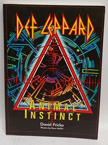 9780946391554: Def Leppard : Animal Instinct