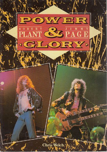 9780946391745: Power and Glory: Jimmy Page and Robert Plant