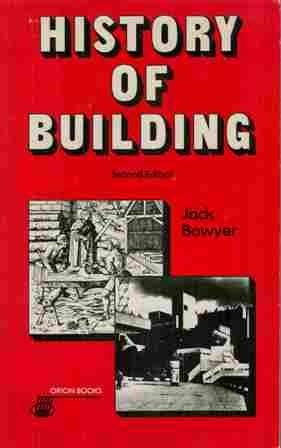 9780946400003: History of Building