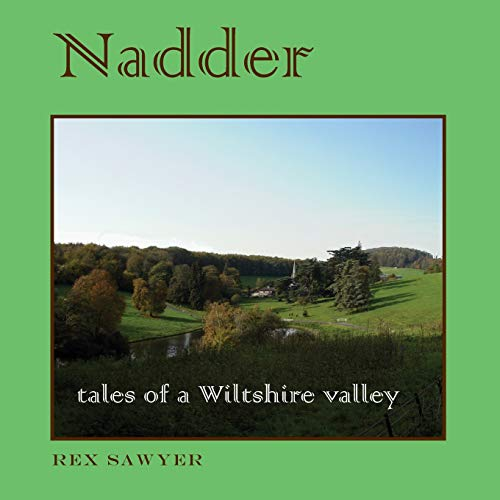 Nadder (9780946418534) by Rex Sawyer