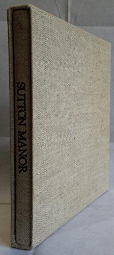 Sutton Manor: Permanent Exhibition XXth Century Sculpture.: TAYLOR, BRANDON, ET AL.