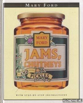 9780946429332: Jams, Chutneys and Pickles