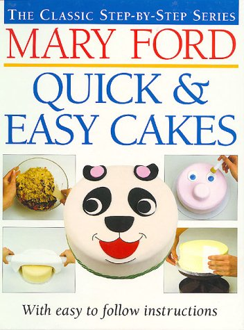 9780946429424: Quick and Easy Cakes (Classic Step-by-step)