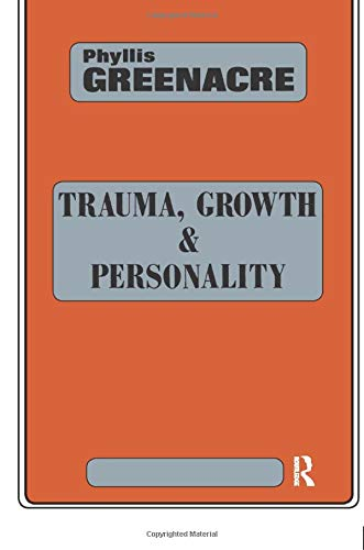 9780946439379: Trauma, Growth and Personality (Maresfield Library)