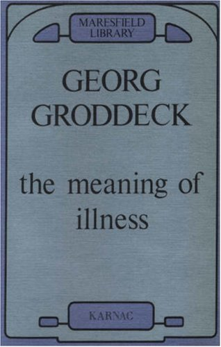 9780946439447: The Meaning of Illness: Selected Psychoanalytic Writings Including Correspondence with Sigmund Freud