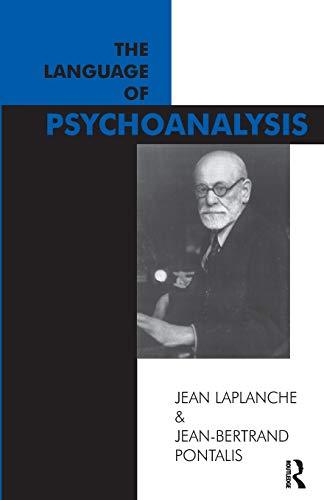 9780946439492: The Language of Psychoanalysis