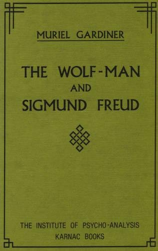 9780946439768: The Wolf-Man and Sigmund Freud