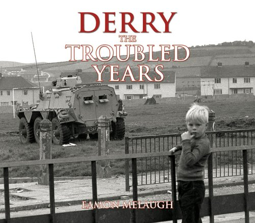 9780946451906: Derry - The Troubled Years