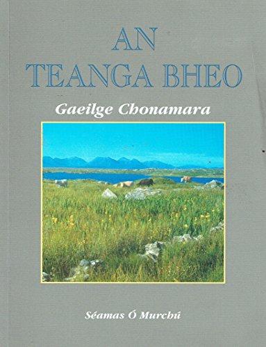 9780946452910: An teanga beo: Gaeilge Chonamara