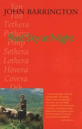 Red Sky at Night: John Barrington