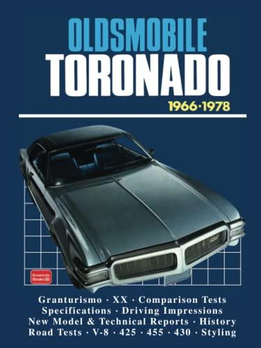 9780946489879: Oldsmobile Toronado 1966-1978 (Brooklands Books Road Tests Series)