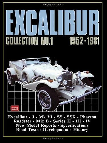 9780946489886: Excalibur Collection No.1 (No. 1, 1952-81)