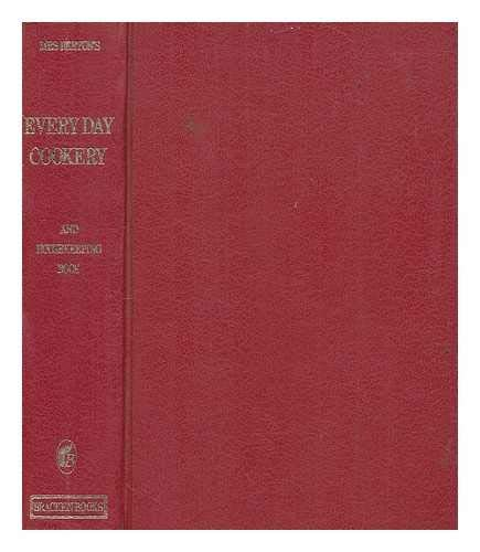 Everyday Cookery and Housekeeping Book (0946495114) by Beeton, Mrs.