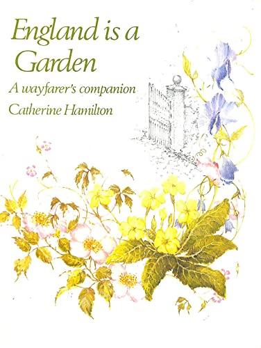 9780946495559: England Is a Garden a Wayfarers Companio
