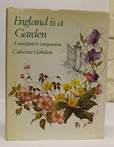 9780946495559: England Is a Garden: A Wayfarer's Companion