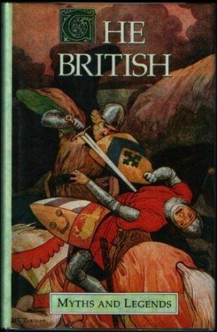 9780946495832: British Myths and Legends (Myths & Legends)