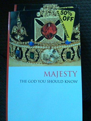 9780946515103: Majesty