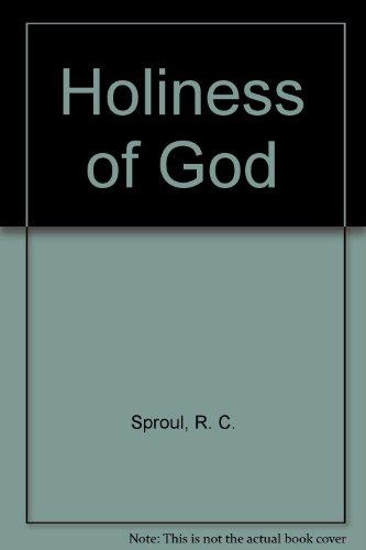 9780946515141: Holiness of God