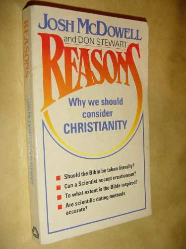 9780946515523: Reasons Why We Should Consider Christianity