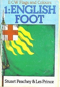 9780946525843: English Civil War Flags and Colours: English Foot v. 1