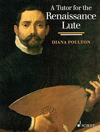 9780946535064: A Tutor for the Renaissance Lute: For the Complete Beginner to the Advanced Student