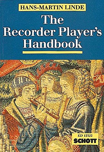 9780946535170: The Recorder Player's Handbook: Revised Edition