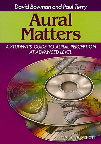 9780946535224: Aural Matters: A Student's Guide to Aural Perception at Advanced Level
