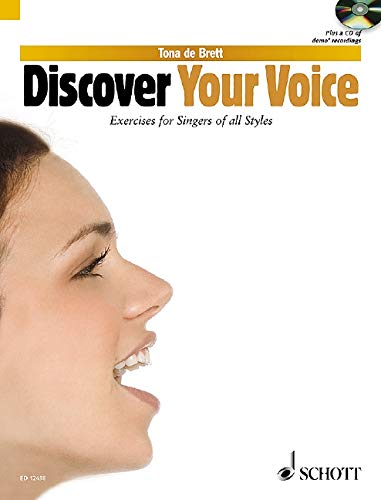 9780946535309: Discover Your Voice: Learn to Sing from Rock to Classic