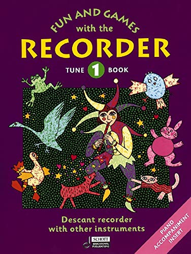 Fun And Games With the Recorder: Engel, Gerhard / Hey