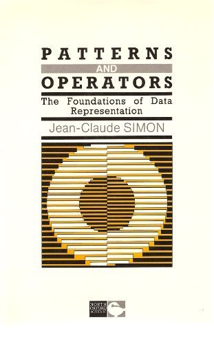 9780946536160: Patterns and Operators: The Foundations of Data Classification