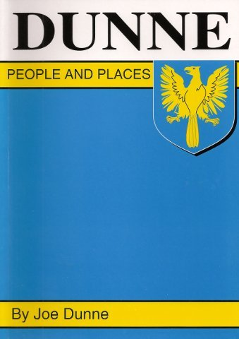 9780946538317: Dunne People and Places (Irish clans series)