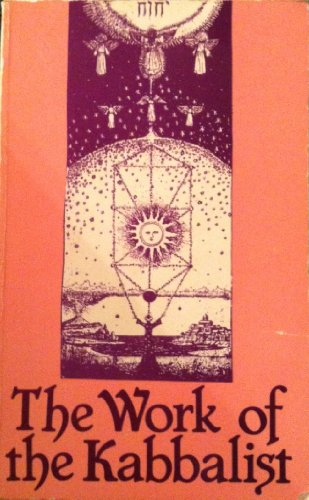 The Work of the Kabbalist (0946551030) by Z'ev Ben Shimon Halevi