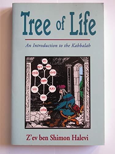 Tree of Life: Introduction to the Kabbalah: Halevi, Z'ev Ben