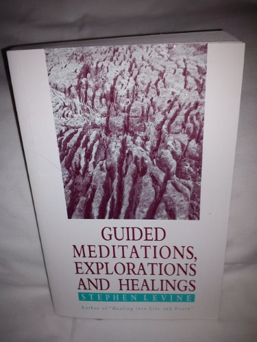 9780946551859: Guided Meditations, Explorations and Healings