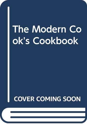 9780946555215: The Modern Cook's Cookbook