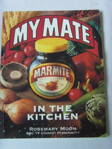 My mate Marmite in the kitchen